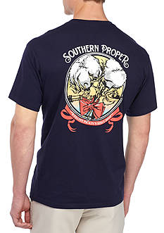 Southern Proper Short Sleeve Preppy Pickins Graphic Tee