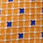 Bow Ties for Young Men: Orange Steve Harvey Neat Bowtie and Solid Pocket Square