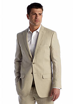 Ocean & Coast® Classic Fit Tan Linen Jacket