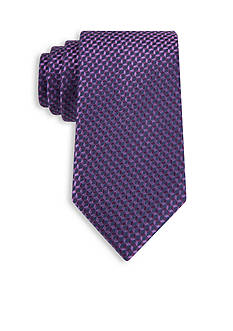 MICHAEL Michael Kors Linked Hexagon Neat Tie