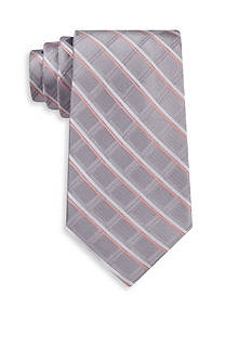 MICHAEL Michael Kors Premier Grid Tie