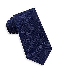 MICHAEL Michael Kors Texture Pop Paisley Neck Tie