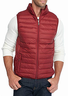Saddlebred Packable Down Vest