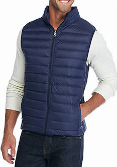 Saddlebred Big & Tall Packable Down Vest