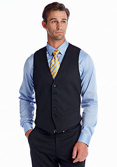 Perry Ellis Silm Fit Suit Separate Vest
