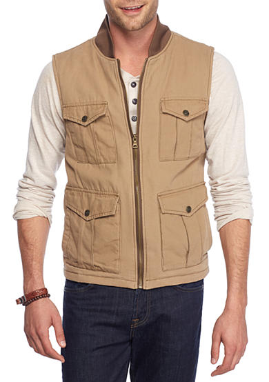 Red Camel® Canvas Utility Vest