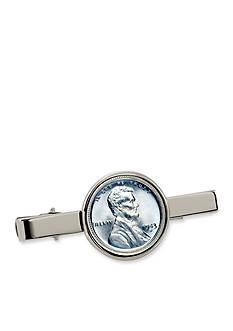 American Coin Treasures 1943 Lincoln Steel Penny Tie Bar