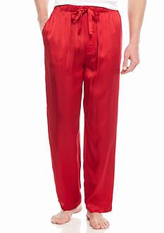 Geoffrey Beene Silk Lounge Pants