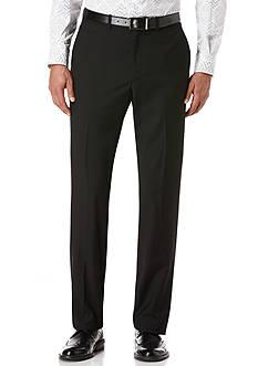 Perry Ellis® Slim Fit Solid Suit Pants