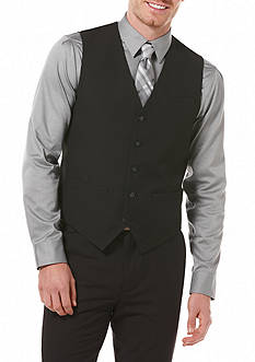 Perry Ellis® Solid Suit Vest