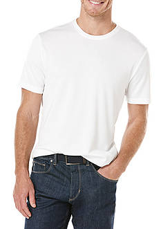 Perry Ellis® Luxe Crew Neck Tee