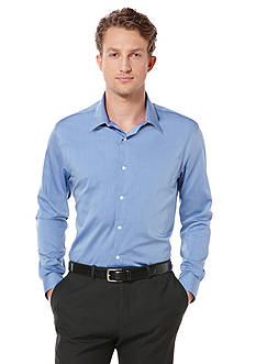 Perry Ellis® Big & Tall Long Sleeve Non-Iron Shirt
