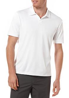 Perry Ellis Knit Polo Shirt