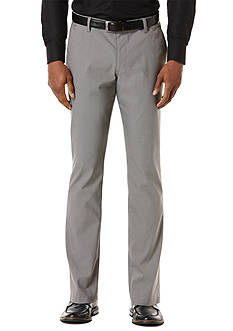 Perry Ellis® Slim-Fit Stretch Twill Chino Pants