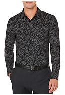 Perry Ellis® Regular-Fit Printed Shirt