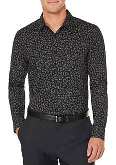 Perry Ellis Regular-Fit Printed Shirt