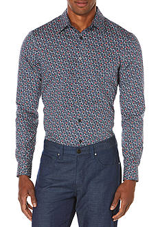 Perry Ellis Floral Breeze Shirt