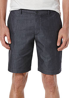 Perry Ellis® Lightweight Shiny Shorts