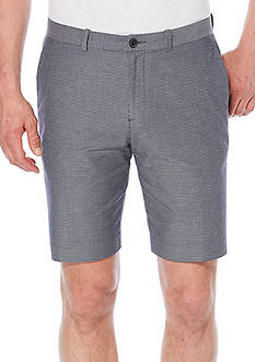 Perry Ellis Slim Fit Dobby Shorts