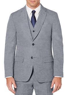 Perry Ellis Slim Fit End on End Jacket