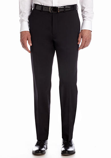Chaps Classic Fit Solid Suit Separate Pants