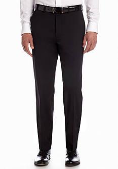 Chaps Classic Fit Solid Suit Separate Pants