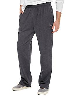 Champion Open Bottom Jersey Pants