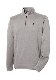 Champion Tech Fleece Quarter Zip Shirt