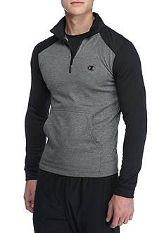 Champion® Tech Fleece Quarter Zip Shirt