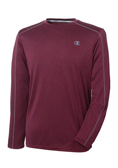 Champion® Long Sleeve Heather Vapor Tee