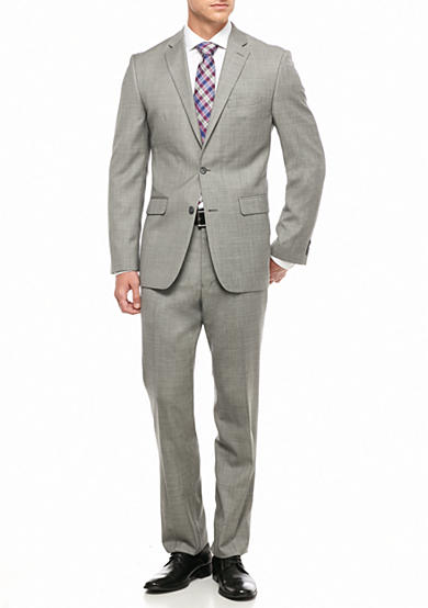 Vince Camuto Modern Fit Shark 2-Piece Suit