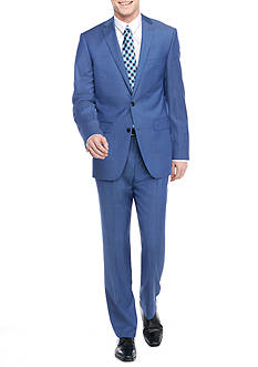 Vince Camuto Modern-Fit Solid Suit