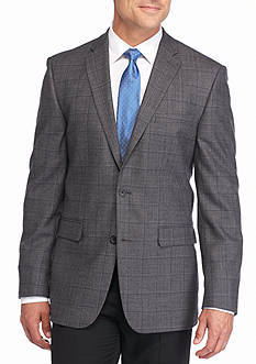 Vince Camuto Modern-Fit Tic Windowpane Sport Coat
