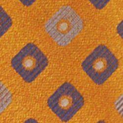 Haggar Men Sale: Orange Haggar Long Neat Neck Tie