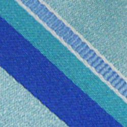 Haggar Men Sale: Blue Haggar Long Striped Neck Tie