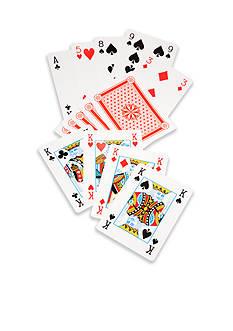 Saddlebred Jumbo Playing Cards