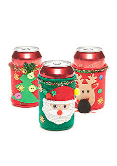 Saddlebred Ugly Sweater Coozies