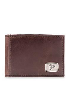 Jack Mason Atlanta Falcons Legacy Flip Bifold Front Pocket Wallet