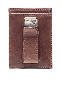 Jack Mason New England Patriots Legacy Multicard Front Pocket Wallet