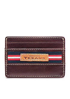 Jack Mason Houston Texans Tailgate Card Case