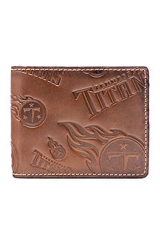 Jack Mason Tennessee Titans Sideline Embossed Bifold Wallet