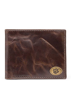 Jack Mason Clemson Legacy Traveler Wallet