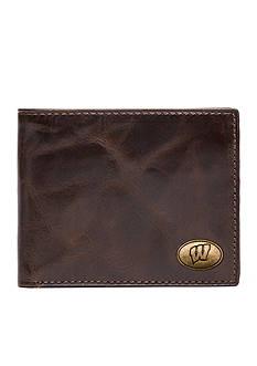 Jack Mason Wisconsin Legacy Traveler Wallet