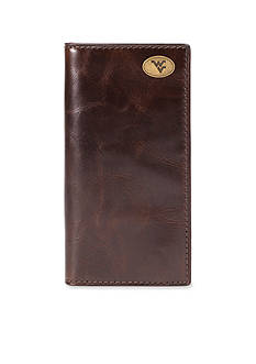 Jack Mason West Virginia Legacy Tall Wallet