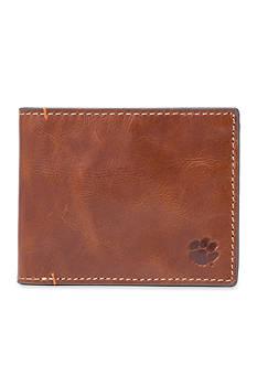Jack Mason Clemson Hangtime Traveler Wallet