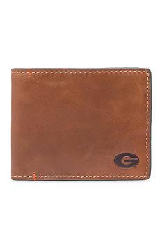 Jack Mason Georgia Hangtime Traveler Wallet