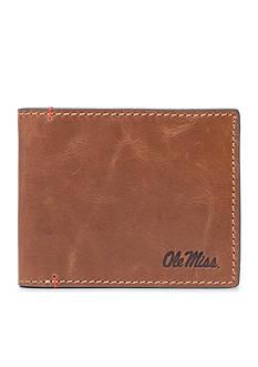 Jack Mason Ole Miss Hangtime Traveler Wallet
