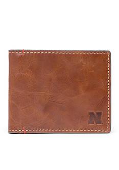 Jack Mason Nebraska Hangtime Traveler Wallet