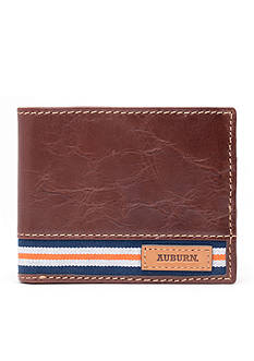 Jack Mason Auburn Tailgate Traveler Wallet