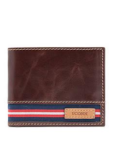 Jack Mason Connecticut Tailgate Traveler Wallet